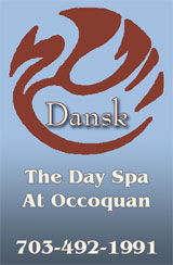 Dansk Day Spa, Occoquan, Virginia, 703-492-1991