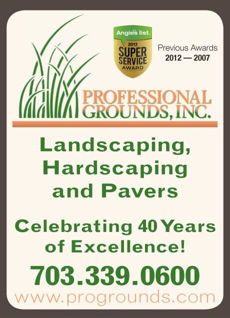 Pro Grounds Landscaping, Lorton, Virginia, call 703-339-0600